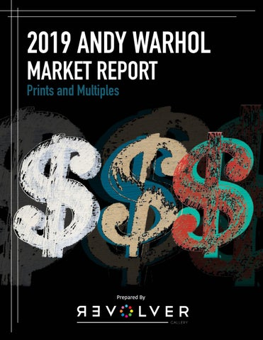2019 Andy Warhol Market Report (free download) | Revolver