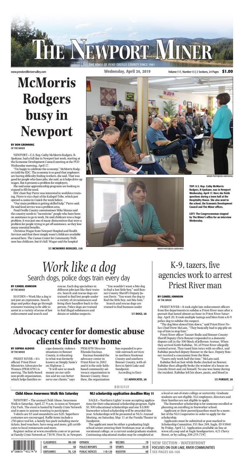 042419NewportMiner by The Newport Miner - issuu