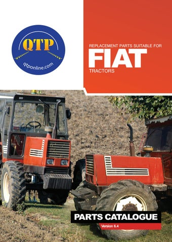 5 fiat by Quality Tractor Parts - issuu