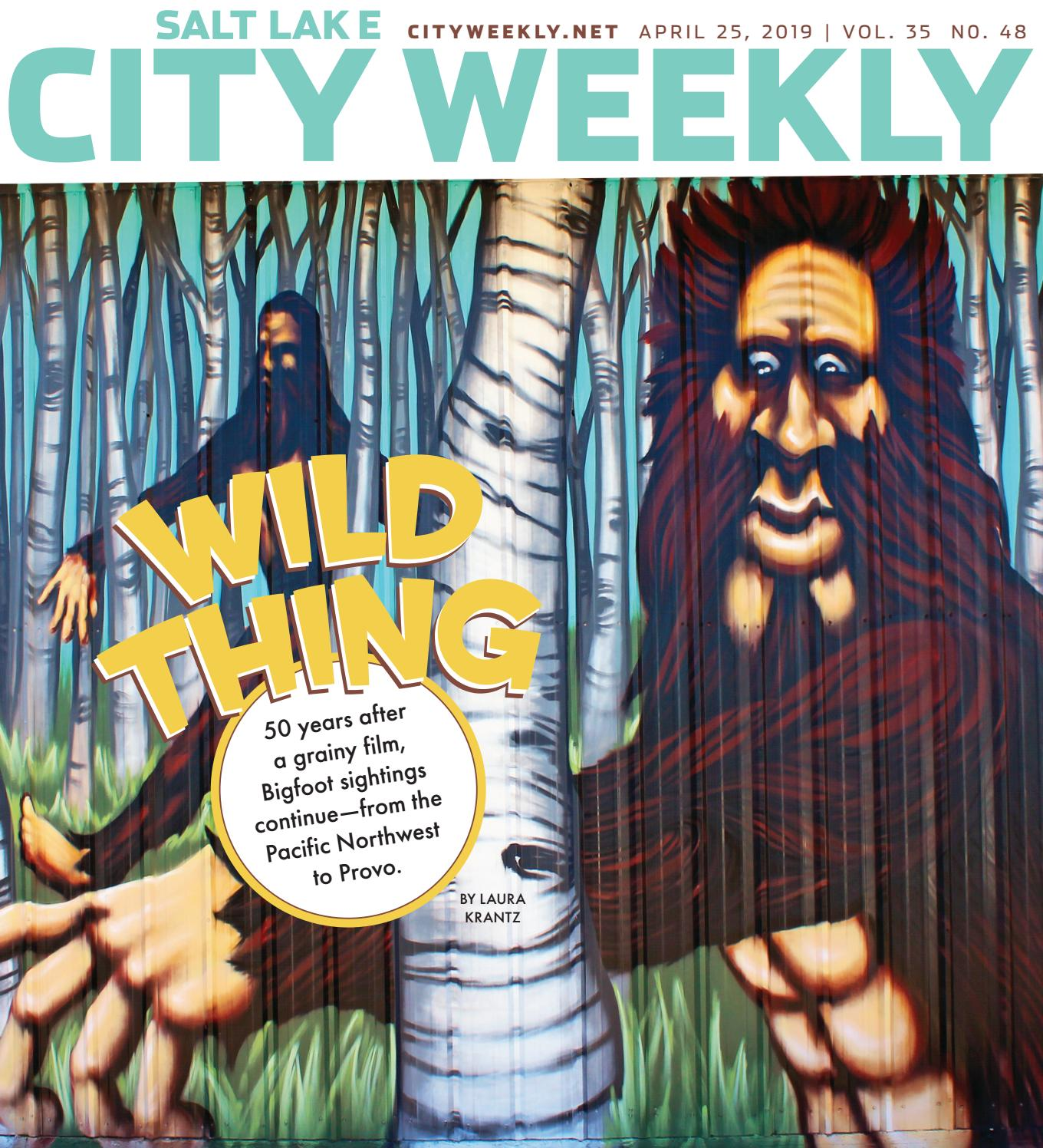 52b7bad5730 City Weekly April 25, 2019 by Copperfield Publishing - issuu