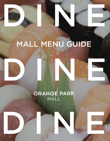 Orange Park Mall >> Discover Orange Park Mall May 2019 By Folio Weekly Issuu