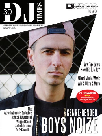 Page 1 of Boys Noize Genre-Bender