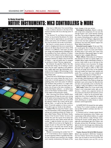 Page 30 of MK3 CONTROLLERS & MORE