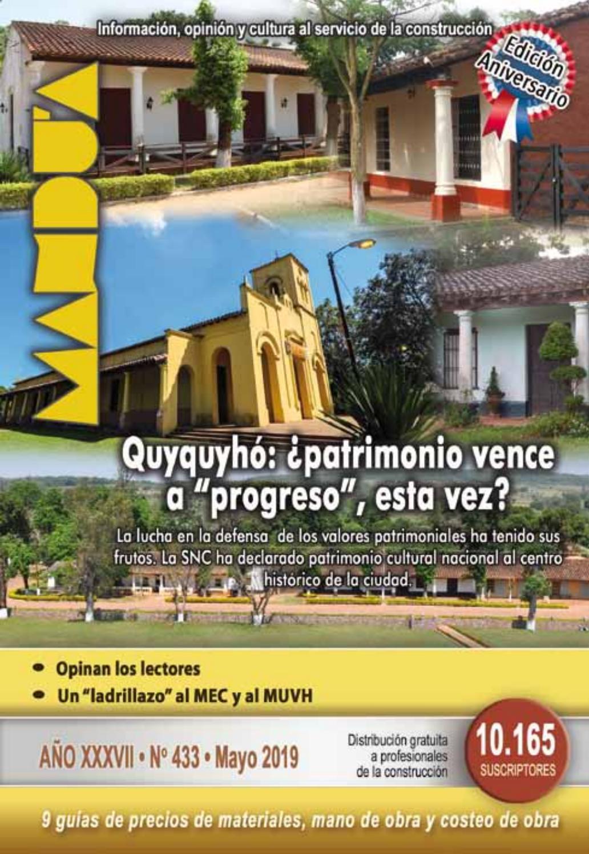 c4186f5ed Revista Mandu a -   433 - Mayo 2019 by Revista Mandu a - issuu