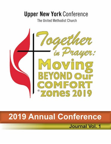 2019 Upper New York Conference Journal, Volume I by Upper New York