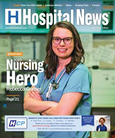 Hospital News May 2019 Edition by Hospital News - issuu