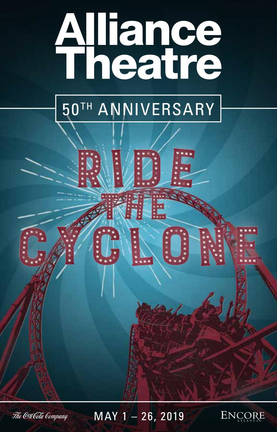 By Issuu TheatreRide Alliance Cyclone Encore Atlanta The BWEeQdxCor
