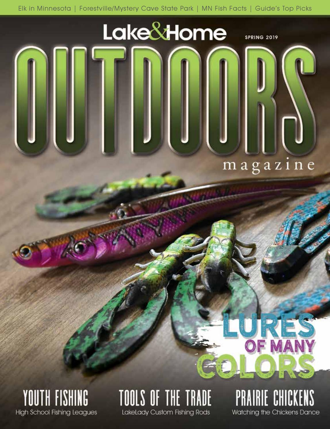 Lake & Home OUTDOORS - Spring 19 by CompassMedia - issuu