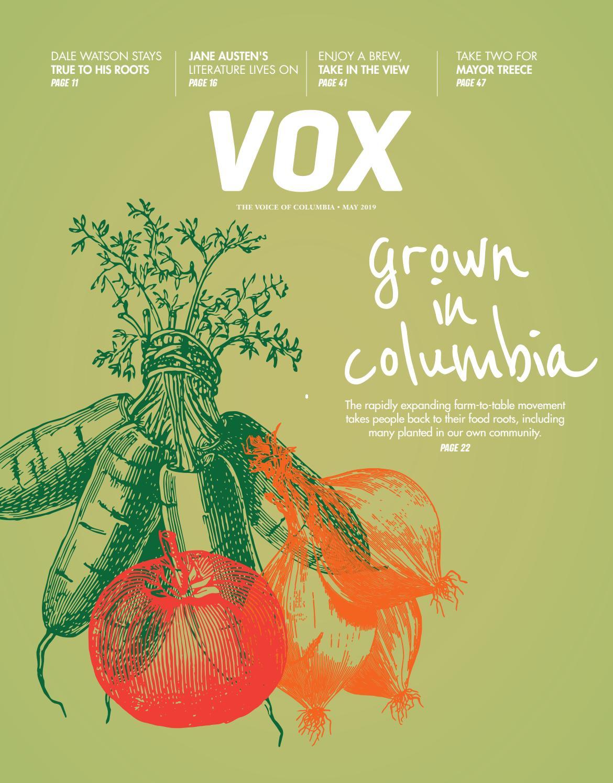 Vox Magazine May 2019 by Vox Magazine - issuu