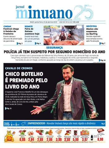 6523eca3f 20190425 by Jornal Minuano - issuu