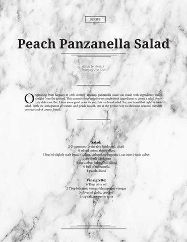 Page 10 of Peach Panzanella Salad