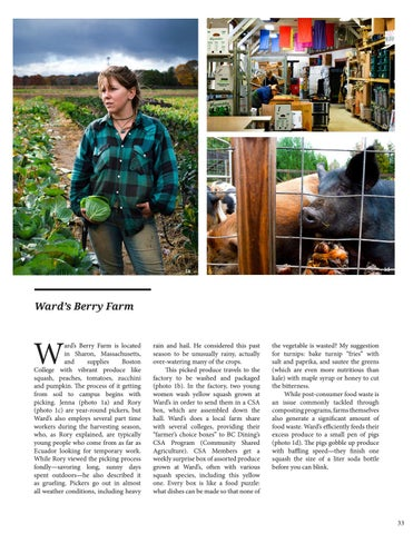 Page 35 of Snapshots of a Sustainable Food System