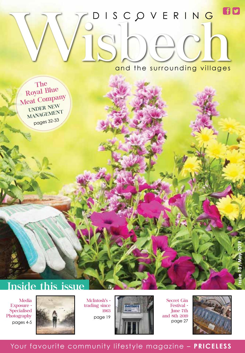 Discovering Wisbech issue 15, May 15 by Discovering Magazines