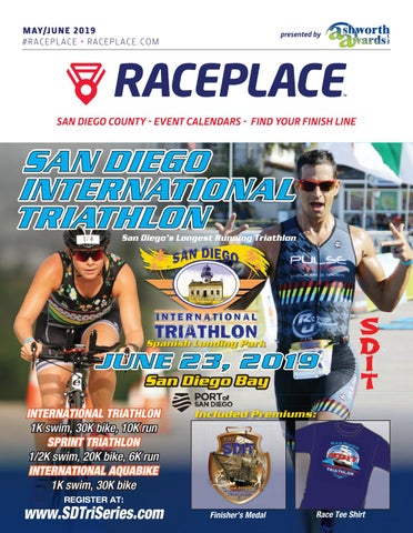 RACEPLACE San Diego May/June2019 by RACEPLACE Magazine - issuu