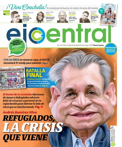 d623499d9e5 Semanario #147 by EjeCentral - issuu