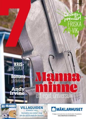 new styles 92165 1daee Tidningen 7 nr 17 2019 by 7an Mediapartner - issuu