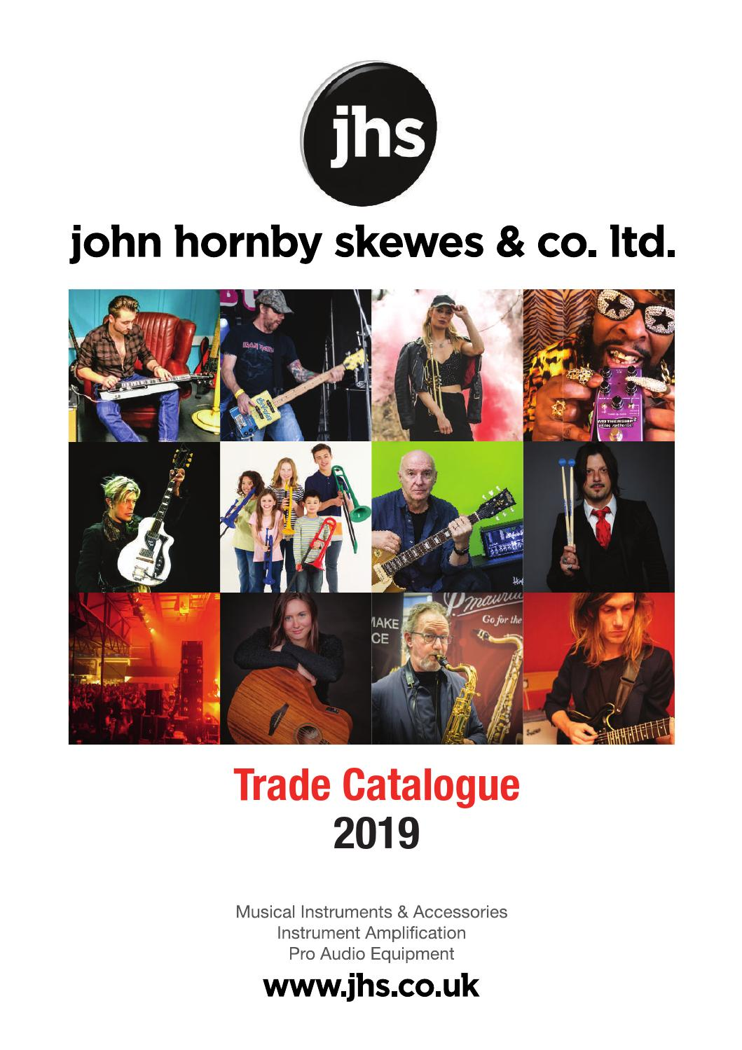 127e6a1fb JHS Trade Catalogue May 2019 by John Hornby Skewes   Co. Ltd. - issuu