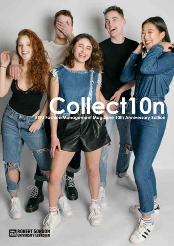 3ed1b5ee 2019 RGU Fashion Magazine - Collect10n by Robert Gordon University ...