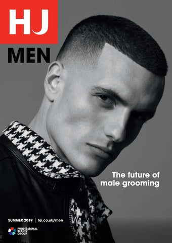 Hj Men Summer 2019 By Hairdressers Journal Issuu