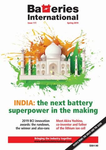 Batteries International, Issue 111  Spring by hamptonhalls - issuu