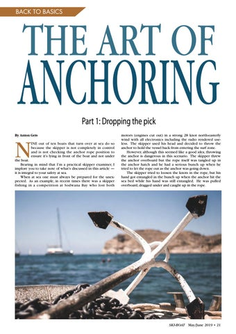 Page 21 of The Art of anchoring