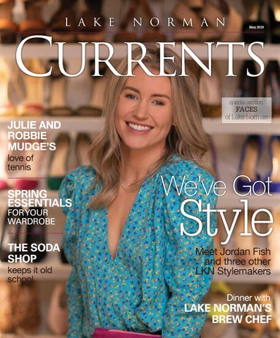 df1c7844e35b Lake Norman Currents Magazine May 2019 by Lake Norman Currents - issuu