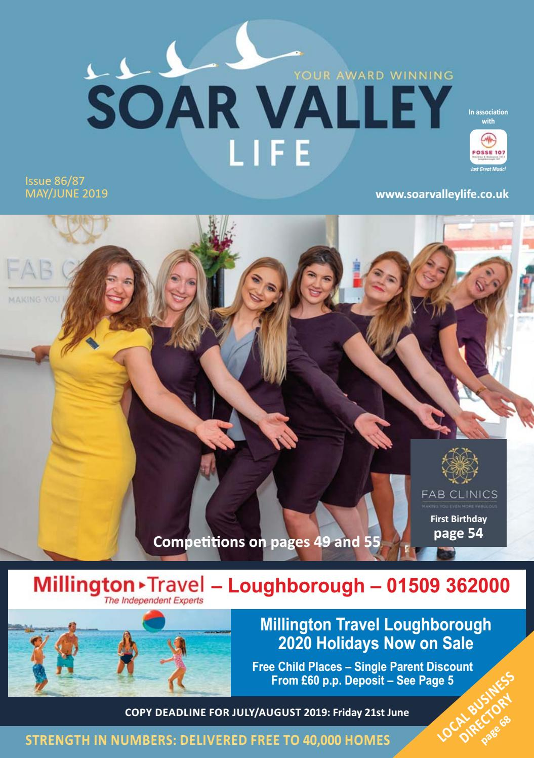 Soar Valley Life May and June 2019 edition by Soar Valley Life - issuu