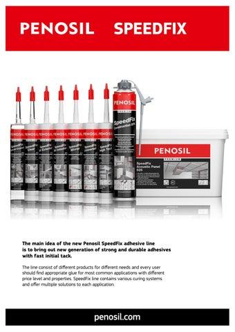 95bdeb65db3 PENOSIL SpeedFix catalogue EN by Wolf Group - issuu
