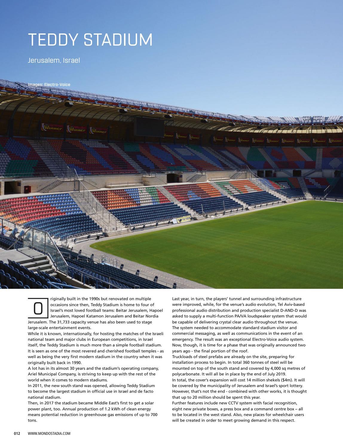 mondo | stadia - Issue 05