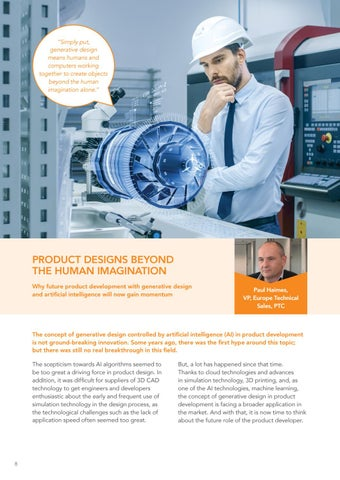 Page 8 of Product Designs Beyond Human Imagination