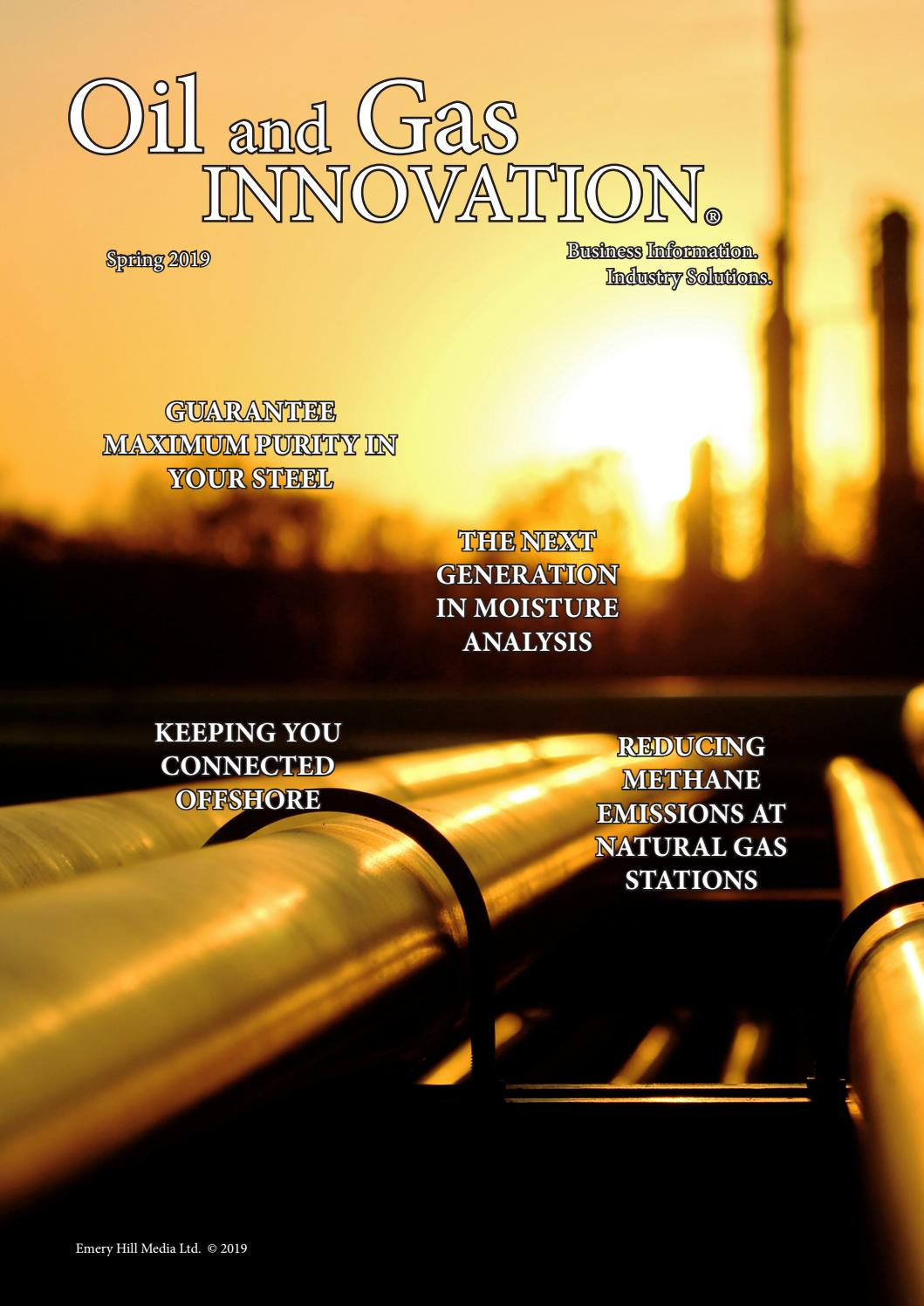 OGI Spring 7 by Oil and Gas Innovation - issuu