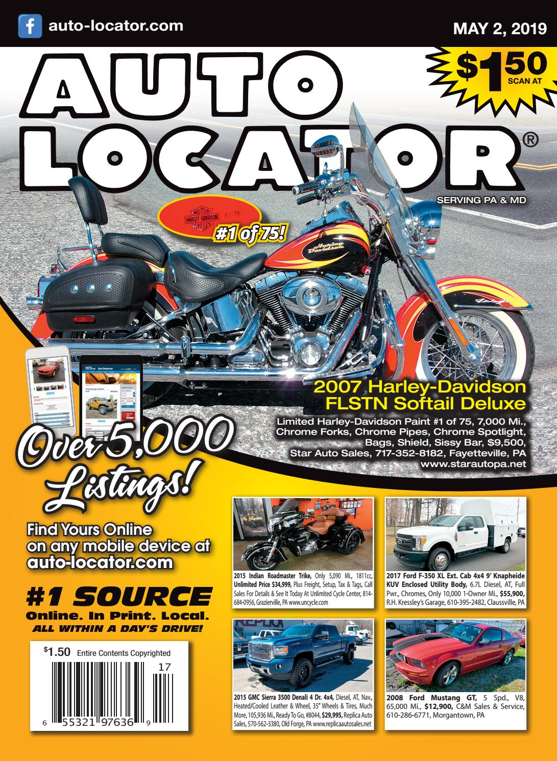 05-02-19 Auto Locator by Auto Locator and Auto Connection - issuu