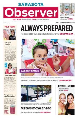 efe7f3cfb6 Sarasota Observer 4.25.19 by The Observer Group Inc. - issuu