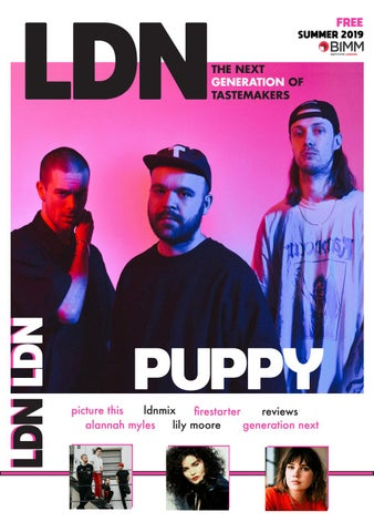 LDN Music Magazine Summer 2019