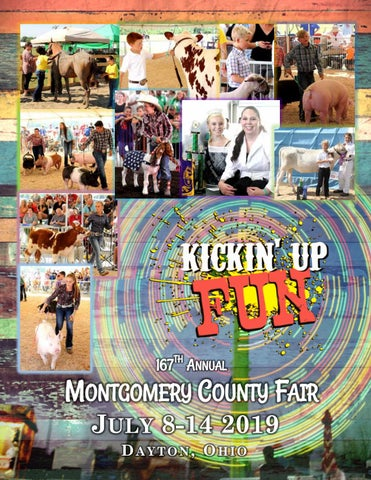 2019 Montgomery County Fair Book by Montgomery County Agricultural