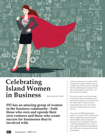 Page 66 of Celebrating Island Women in Business