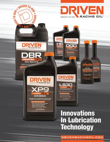 2019 Driven Master Catalog by COMP Performance Group™ - issuu