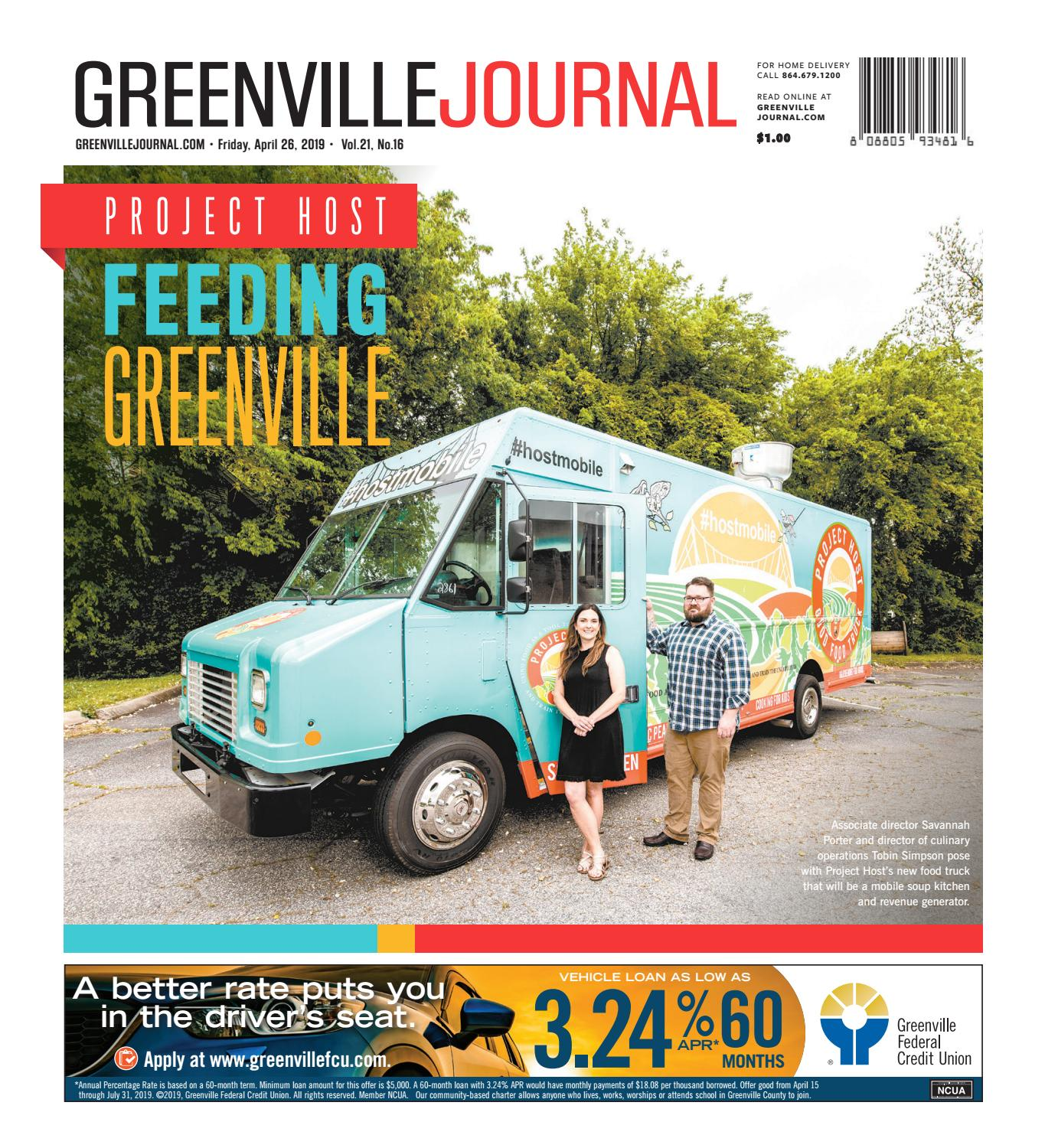 April 26, 2019 Greenville Journal by Community Journals - issuu