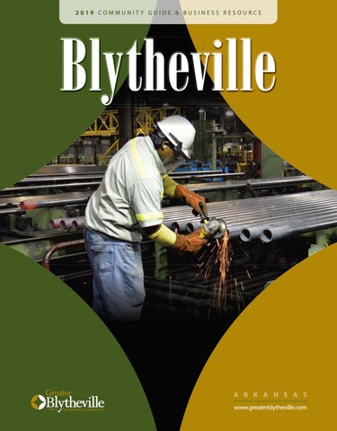 Blytheville AR Community Guide - Town Square Publications