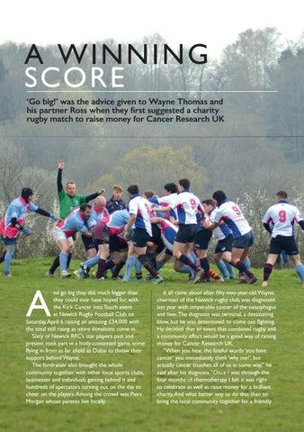 Page 20 of A Winning Score