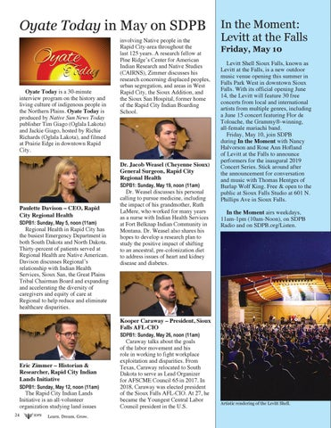 Page 24 of In the Moment: Levitt at the Falls