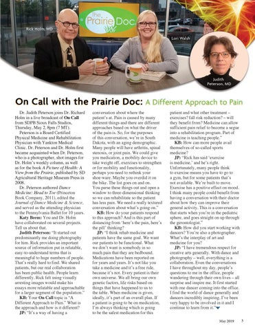 Page 3 of On Call with the Prairie Doc: A Different Approach to Pain