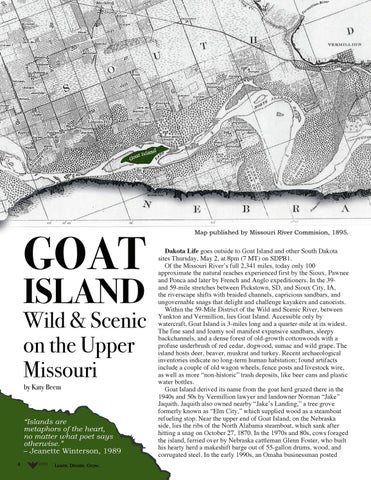 Page 4 of Goat Island: Wild & Scenice on the Upper Missouri