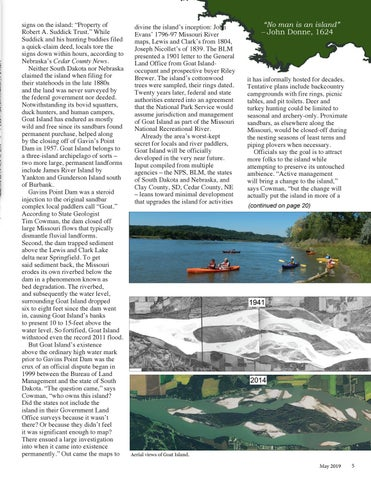 Page 5 of Goat Island: Wild & Scenice on the Upper Missouri