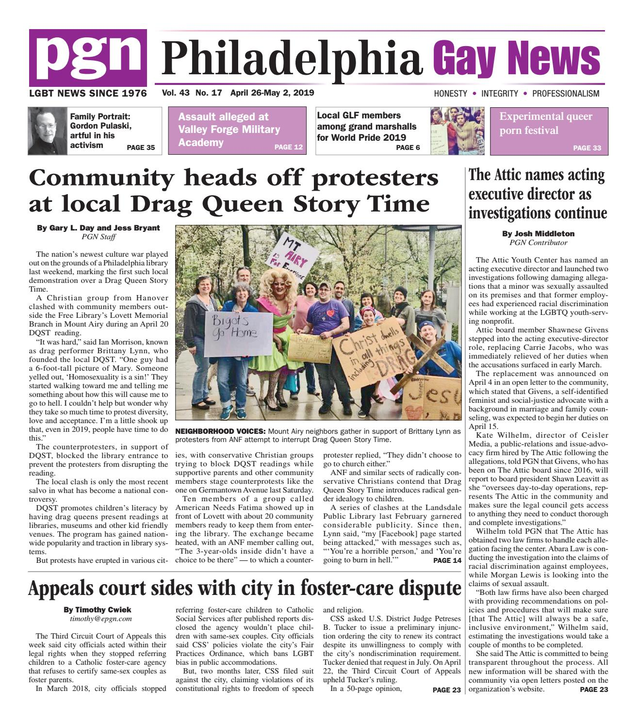 Anika Animal Crossing Porn pgn april 26- may 2, 2019the philadelphia gay news - issuu
