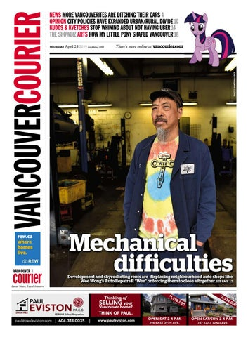 340d0787 Vancouver Courier April 25 2019 by Vancouver Courier - issuu