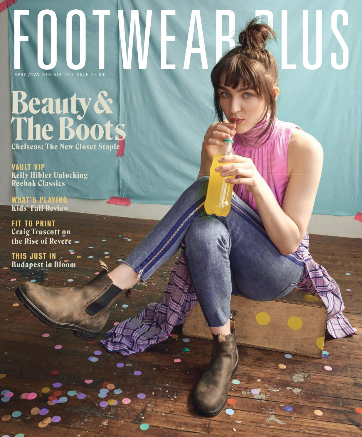 5c00c90cd6412 Footwear Plus | April/May 2019 by 9Threads - issuu
