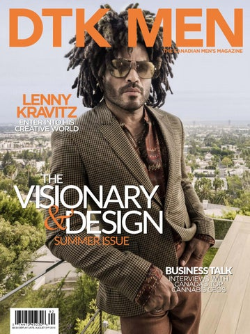 1ce49f256 DTK MEN, Lenny Kravitz by Dress to Kill Magazine - issuu