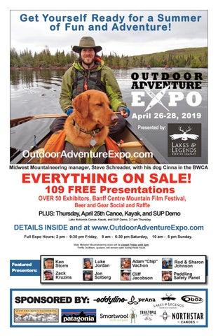 Newspaper - Outdoor Adventure Expo