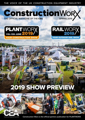 ConstructionWorX - Spring 2019 - PLANTWORX Preview by